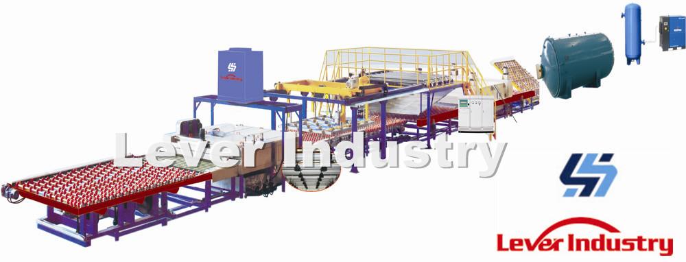 Automatic Flat Glass Laminating Machines
