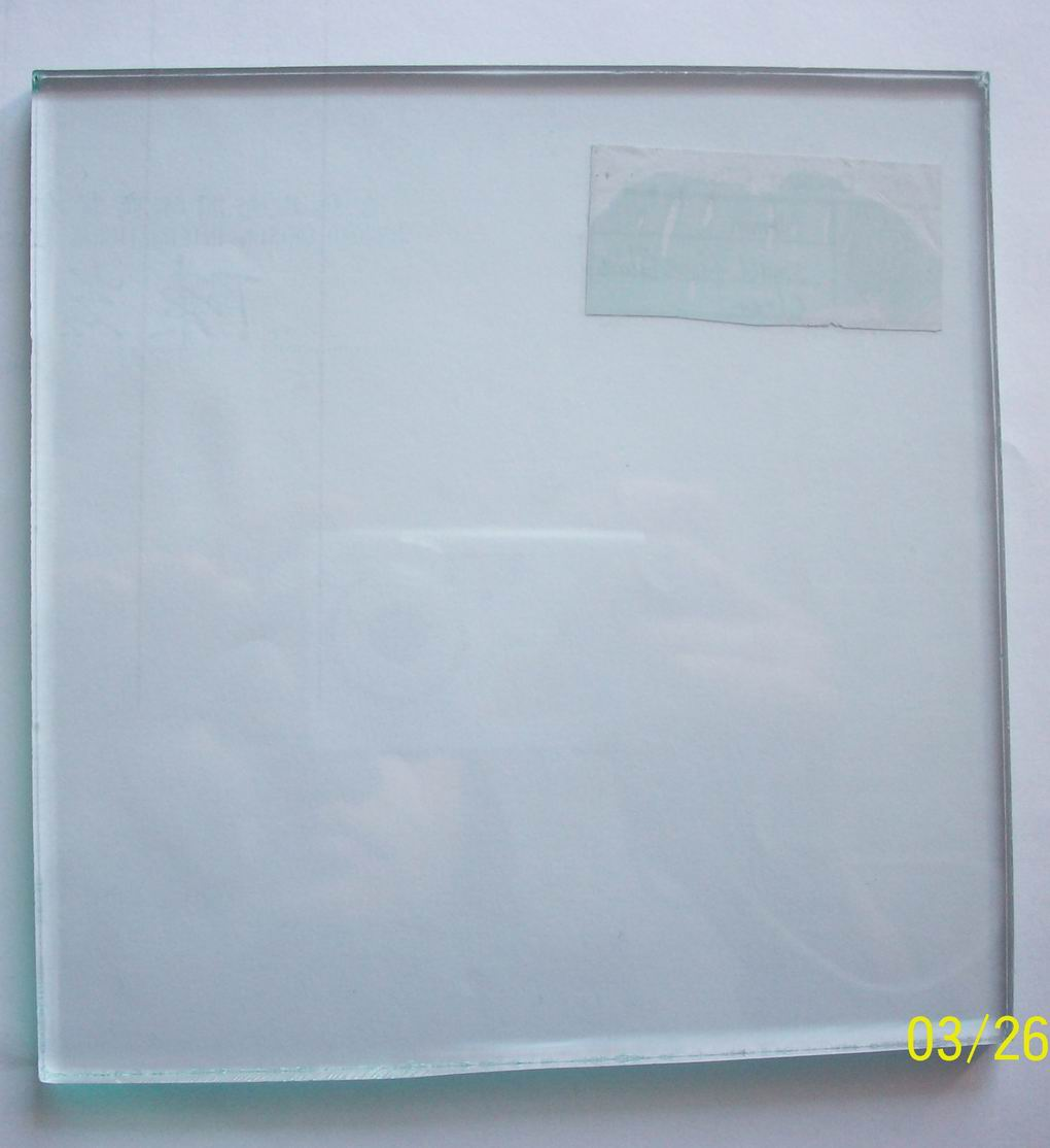 clear float glass 3mm