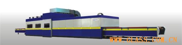 Combination type glass flat/bending tempering furnaces(PWG)