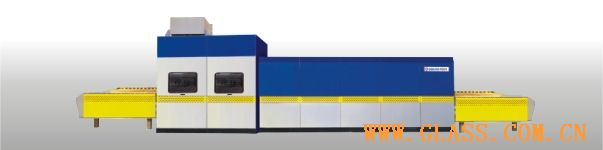 Moulded type glass bending and tempering furnaces (MWG)