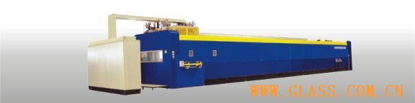 Automatic intelligent type series glass bending furnaces (ZLRW)