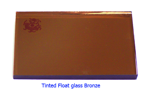 Sell Bronze float glass