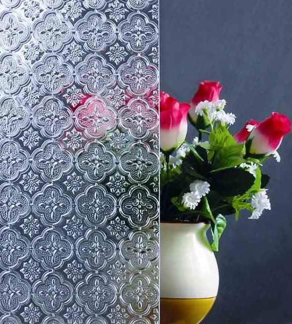 Figured Glass, Pattern Glass,Rolled glass