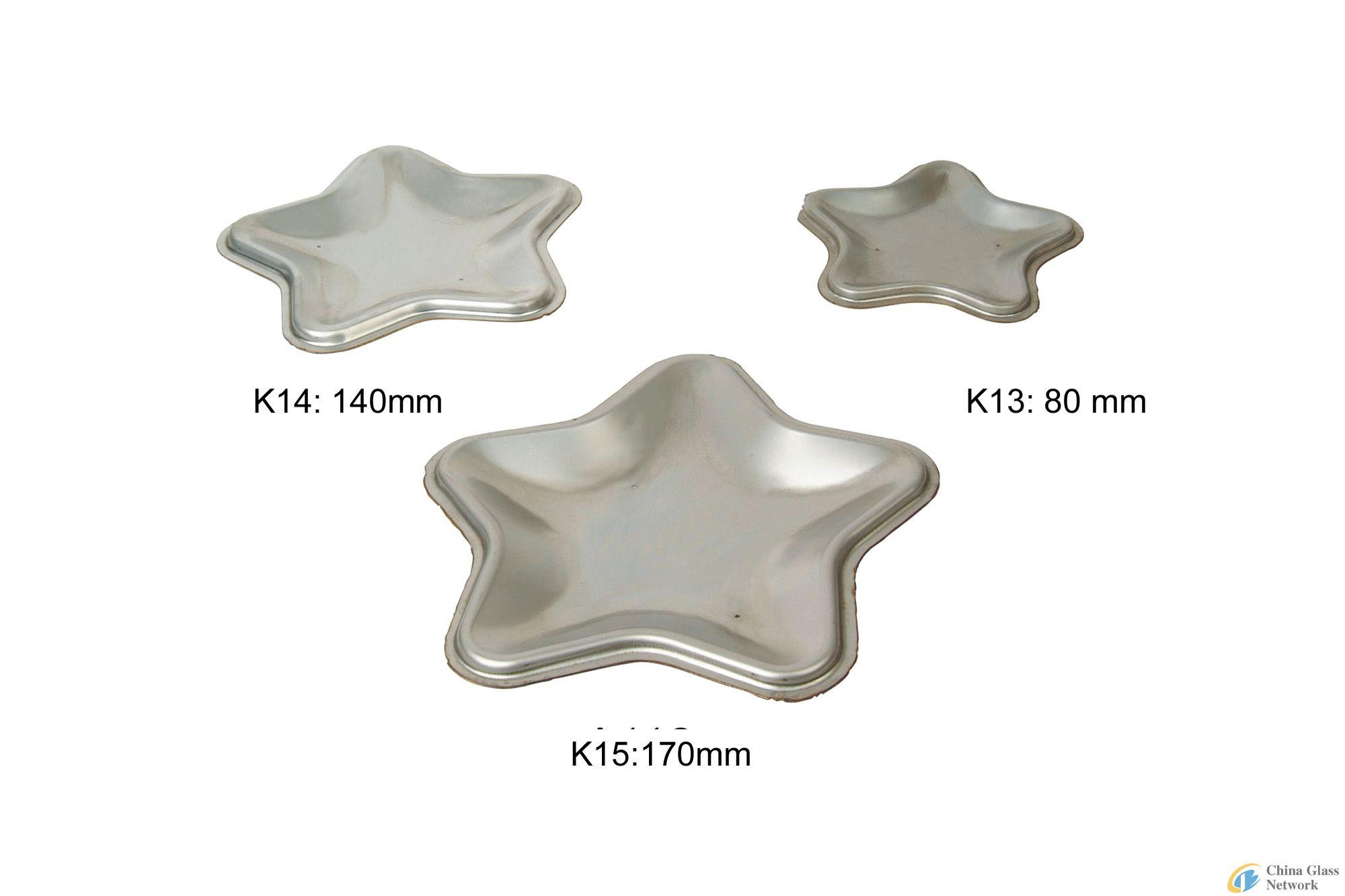 K13 K14 K15 Glass Fruit Plate Mould