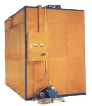 Vacuum Preheating and Prepressing oven