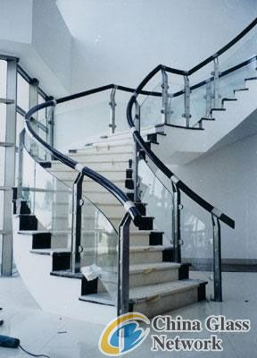 6.38MM TO 80MM LAMINATED GLASS ,LAMINATED RAILING GLASS