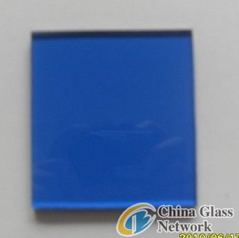 Sapphire/Dark Blue/Diamond Blue Float Glass