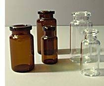 medical glass vials