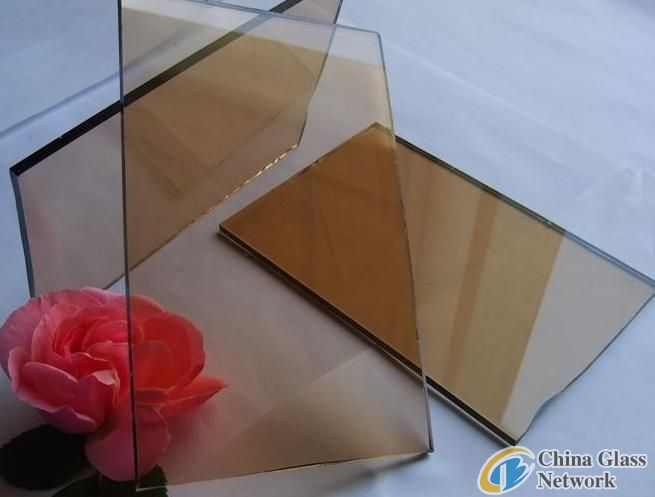 4mm,5mm,6mm Bronze Float Glass.