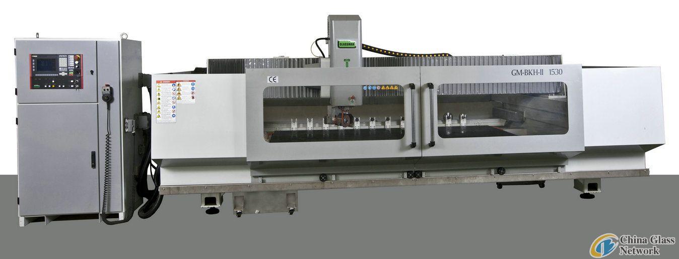 Glass Grooving Machine