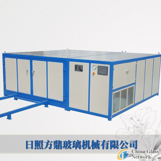 laminated glass machine