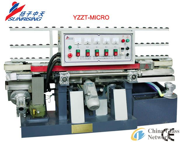YZZT-L-Micro Straight line glass grinding machine