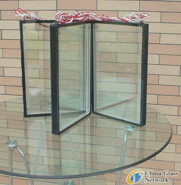 Glazed Insulated Units : Double panel glass insulated processed