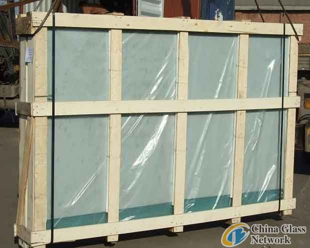 clear float glass 12mm