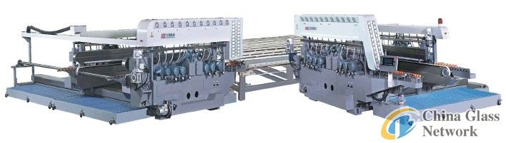 L-type automatic production line
