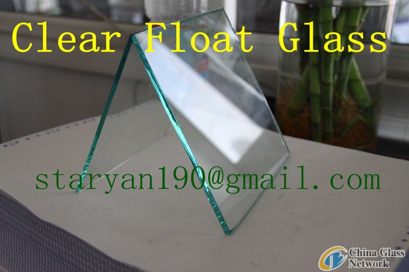 3mm-12mm Clear Float Glass