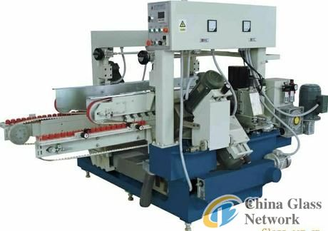 8 grinding Glass Double Edging Machine