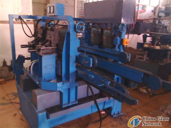 Small models of glass double edging machine