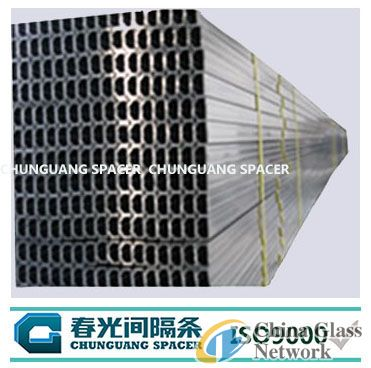 insulating glass aluminum spacer