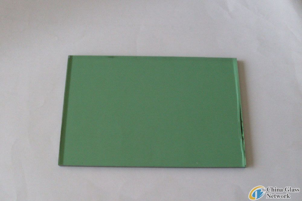 5mm dark green float glass/natural green tinted glass