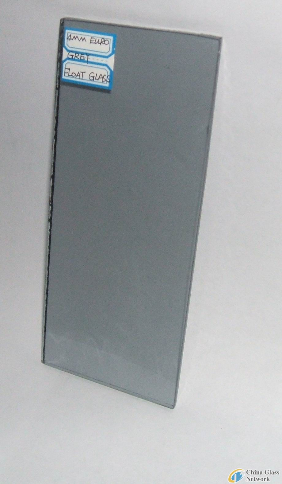 Euro gray float glass/light grey tinted glass