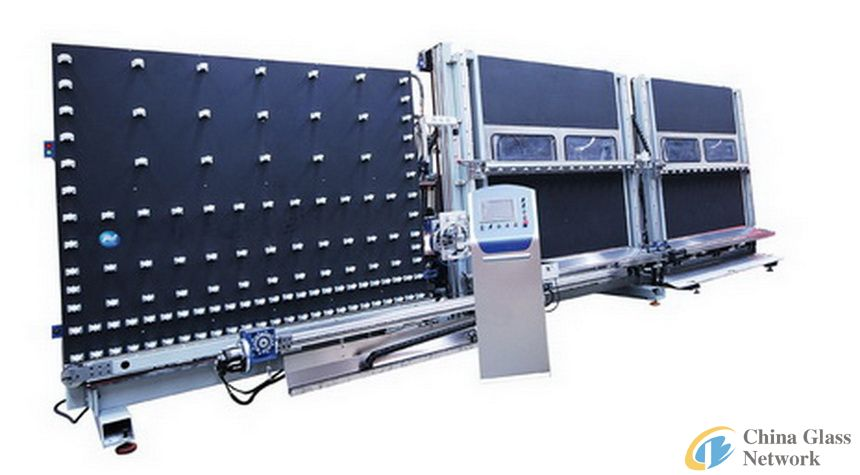 Automatic Sealing Robot for Insulating Glass