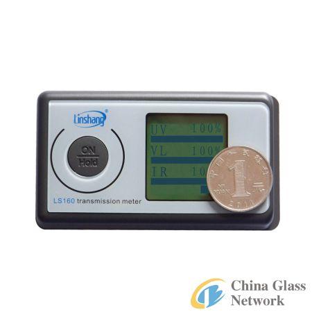 LS160 Transmission Meter, window Tint meter, Solar Spectrum Transmission Meter, solar transmission m