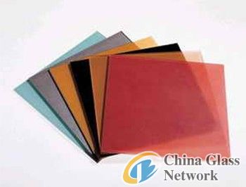 Reflective Laminated Glass