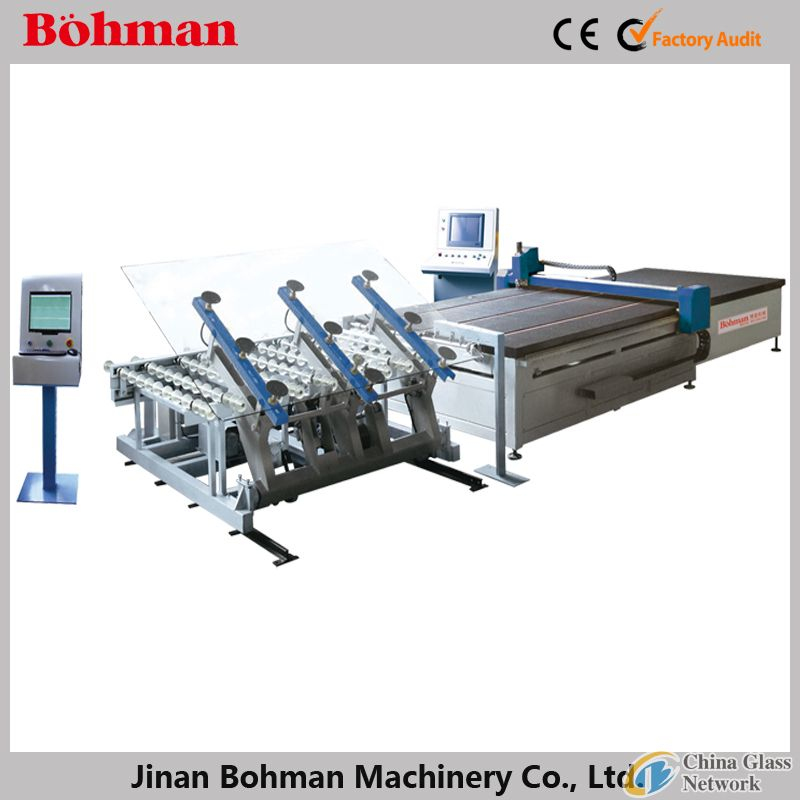 Automatic Glass Cutting Process Line