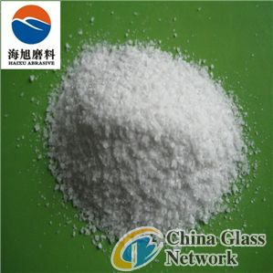 white fused alumina 0-1mm refractory material