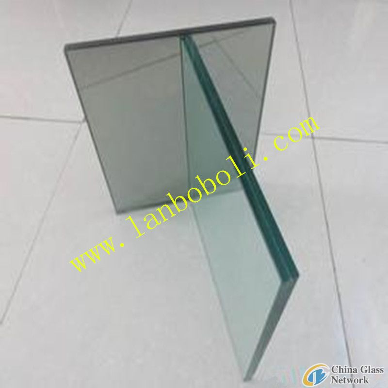 Laminated Glass with BS952