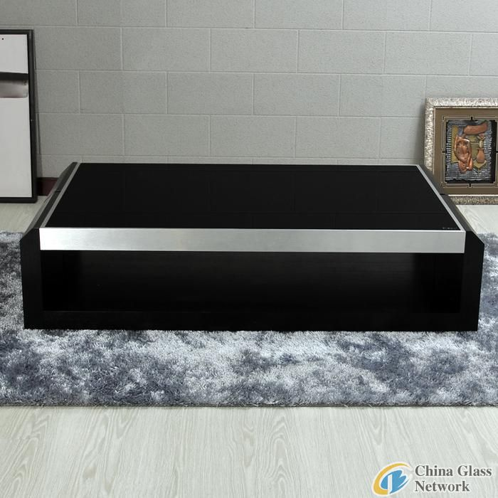 Best Black glass coffee table