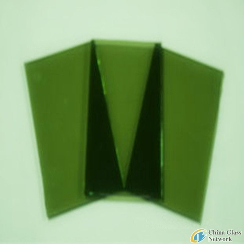 Natural Green Float Glass