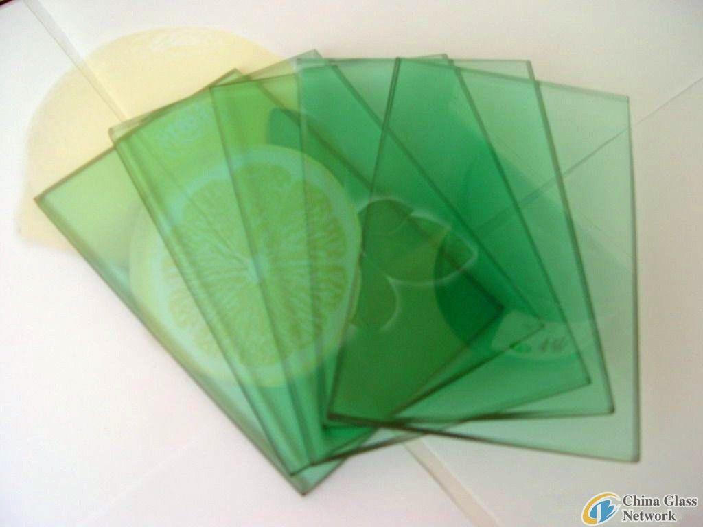 F-green Float Glass
