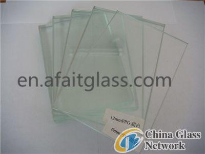 Wholesale ultra-white glass