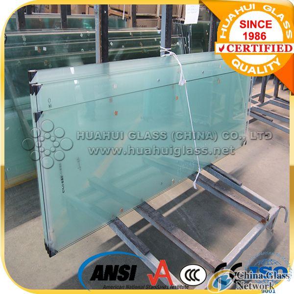 sliding shower door glass panel for shower cabin and shower screen