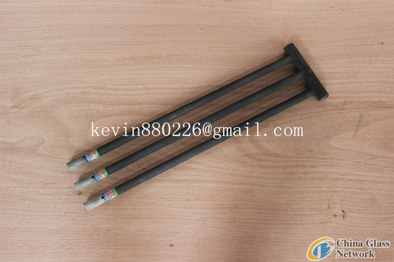 Electric Heater W Type Silicon Carbide Rod Silicon Carbide Heater