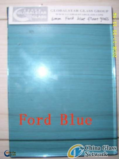 ford blue float glass
