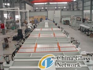 Magnetron Sputtering Mirror Coating Production Line