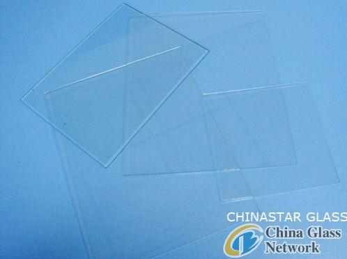 2.5mm clear sheet glass