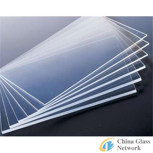 2mm cut size picture frame glass