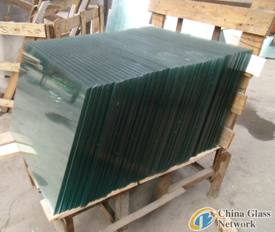 factory of cut sizes clear picture frame glass sheet