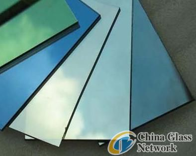 4mm to 12mm Tinted Reflective Float Glass