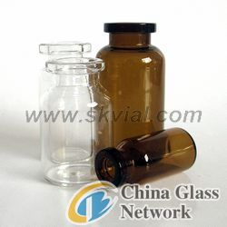 Tubular Glass Vials Type I