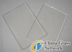 clear float glass from China manufacturer