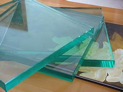 3-19mm clear float glass China Producer
