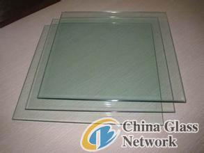 clear sheet glass from China producer