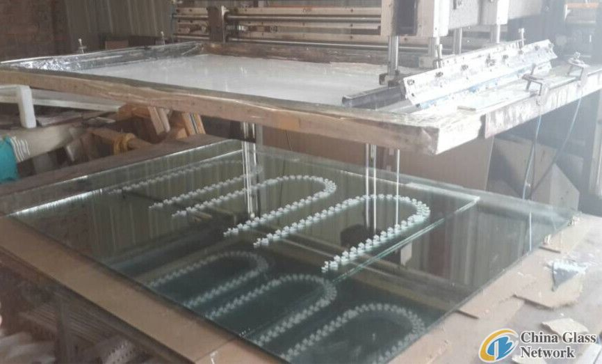 2mm Clear Designed Mirror Glass