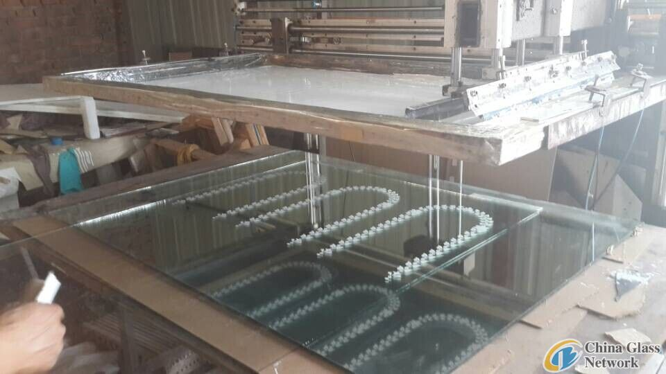 1.8mm Clear Designed Mirror
