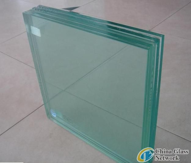 High Quality of Laminated Glass